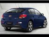 Chevrolet Cruze LT 1.8 16V Ecotec (Aut)(Flex) Azul