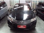 Honda City EX 1.5 16V (flex) (aut.) Preto