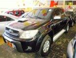 Toyota Hilux SRV 4X4 3.0 (cab dupla) (aut) Preto