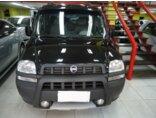 Fiat Doblò Adventure 1.8 8V (Flex) Preto