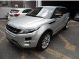 Land Rover Range Rover Evoque 2.0 Si4 4WD Dynamic 2012/2013 4P Prata Gasolina