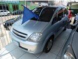 Chevrolet Meriva Joy 1.4 (Flex) Prata