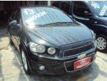 Chevrolet Sonic Sedan LTZ (Aut) Preto