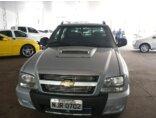 Chevrolet S10 Executive 4x4 2.8 Turbo Electronic (Cab Dupla) Prata