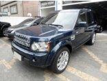 Land Rover Discovery HSE 5.0 2011/2011 4P Azul Gasolina