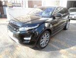 Land Rover Range Rover Evoque 2.0 Si4 Coupé Dynamic 2013/2014 4P Preto Gasolina