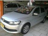 Volkswagen Voyage (G6) 1.6 VHT Total Flex 2013/2013 4P Prata Flex