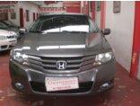 Honda City LX 1.5 16V (flex) 2010/2010 4P Cinza Flex
