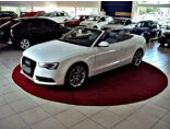 Audi A5 2.0 TFSI Cabriolet Ambition S tronic 2014/2015 2P Branco Gasolina