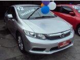 Honda New Civic LXL 1.8 16V i-VTEC (aut) (flex) 2012/2012 4P Prata Flex