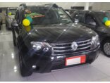 Renault Duster 2.0 16V Tech Road II (Aut) 2014/2015 4P Preto Flex