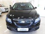 Chevrolet Onix 1.4 LTZ SPE/4 (Aut) 2013/2014 4P Preto Flex