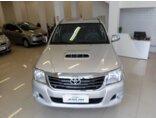 Toyota Hilux 3.0 TDI 4x4 CD SR 2012/2012 4P Prata Diesel