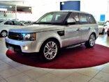Land Rover Range Rover Sport SE 3.0 V6 Turbo 2011/2012 4P Prata Diesel
