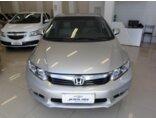 Honda New Civic LXL 1.8 16V i-VTEC (flex) 2012/2012 4P Prata Flex