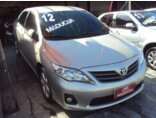 Toyota Corolla Sedan 2.0 Dual VVT-i XEI (aut)(flex) 2011/2012 4P Bege Flex