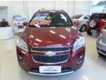Chevrolet Tracker LTZ 1.8 16v Ecotec (Flex) (Aut) 2013/2014 4P Vermelho Flex