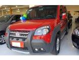 Fiat Doblò Adventure 1.8 (Flex) 2014/2014 4P Vermelho Flex
