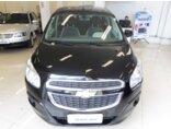 Chevrolet Spin LT 5S 1.8 (Flex) 2014/2014 4P Preto Flex