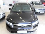 Honda New Civic LXS 1.8 16V (aut) (flex) 2008/2008 4P Preto Flex