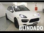 Porsche Cayenne 4.8 V8 GTS 4WD 2013/2014 4P Branco Gasolina