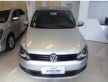 Volkswagen Fox 1.6 VHT (Flex) 2013/2014 4P Prata Flex