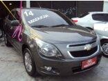 Chevrolet Cobalt Advantage 1.8 8V (Flex) (Aut) 2013/2014 4P Cinza Flex