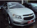 Chevrolet Cruze LT 1.8 16V Ecotec (Aut)(Flex) 2014/2015 4P Prata Flex
