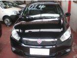 Fiat Grand Siena Attractive 1.4 8V (Flex) 2013/2014 4P Preto Flex
