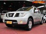 Nissan Frontier LE 4x4 2.5 16V (cab. dupla) 2011/2011 4P Prata Diesel