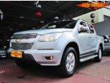 Chevrolet S10 LTZ 2.4 4x2 (Cab Dupla) (Flex) 2012/2013 4P Prata Flex