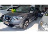 Nissan Kicks 1.6 SL CVT (Flex) 2016/2017 4P Cinza Flex