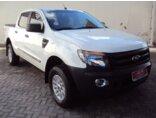 Ford Ranger 2.2 TD 4WD XL CD 2014/2014 4P Branco Diesel