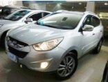 Hyundai ix35 2.0 XLS (aut) 2010/2011 4P Prata Gasolina