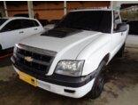 Chevrolet S10 STD 4X4 2.8 Turbo (Cab Simples) 2004/2004 2P Branco Diesel