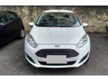 Ford New Fiesta Titanium Plus 1.6 16V PowerShift 2017/2017 4P Branco Flex