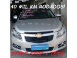 Chevrolet Cruze LTZ 1.8 16V Ecotec (Aut)(Flex) 2014/2014 4P Prata Flex