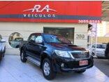 Toyota Hilux 3.0 TDI 4x4 CD SRV (Aut) 2013/2013 4P Preto Diesel