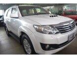 Toyota Hilux SW4 SRV 3.0 TDI 4X4 (5 Lugares) 2013/2013 4P Branco Diesel