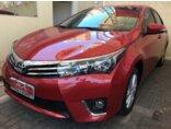 Toyota Corolla 1.8 Dual VVT-i GLi (Flex) 2017/2017 4P Vermelho Flex