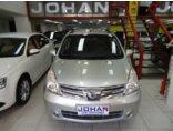 Nissan Grand Livina SL 1.8 16V (flex) (aut) 2012/2013 4P Prata Flex