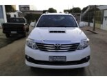 Toyota Hilux SW4 SRV 3.0 TDI 4X4 (5 Lugares) 2012/2013 4P Branco Diesel