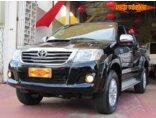 Toyota Hilux 3.0 TDI 4x4 CD SRV Top (Aut) 2015/2015 4P Preto Diesel