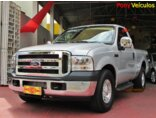 Ford F-250 XLT 4x2 3.9 (Cab Simples) 2008/2008 4P Prata Diesel