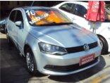 Volkswagen Voyage 1.6 VHT Comfortline I-Motion (Flex) 2015/2016 4P Prata Flex