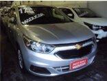 Chevrolet Cobalt LT 1.4 8V (Flex) 2016/2017 4P Prata Flex