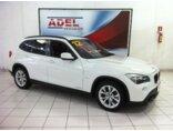 BMW X1 2.0 sDrive18i Top (Aut) 2011/2012 4P Branco Gasolina
