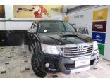 Toyota Hilux 3.0 TDI 4x4 CD SRV Top (Aut) 2014/2015 4P Preto Diesel