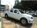 Nissan Frontier 2.5 TD CD 4x4 SL (Aut) 2014/2014 4P Branco Diesel