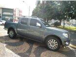 Nissan Frontier 2.5 TD CD 4x4 SL (Aut) 2014/2015 4P Cinza Diesel